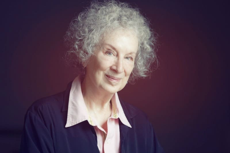 About Oryx and Crake author Margaret Atwood